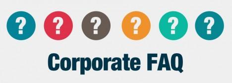 Corporate FAQ