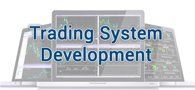 Lesson 7:Trading System Development