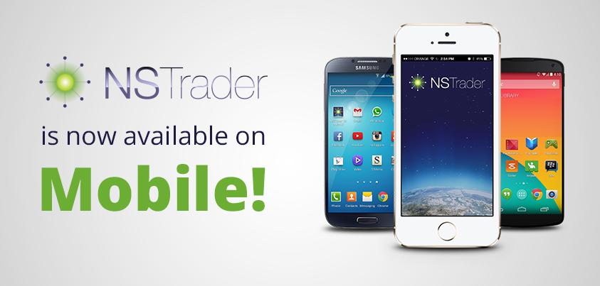 NSFX Presents: NSTrader Mobile Application